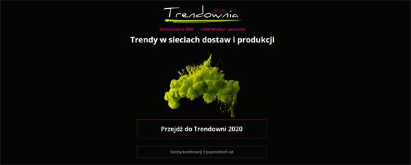 trendownia home 2020 navigation